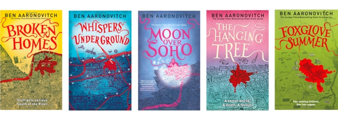 Rivers of London by Ben Aaronovic